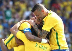 Sigue en El País el partido entre Brasil y Alemania por el oro de los Juegos de Río  #Rio2016