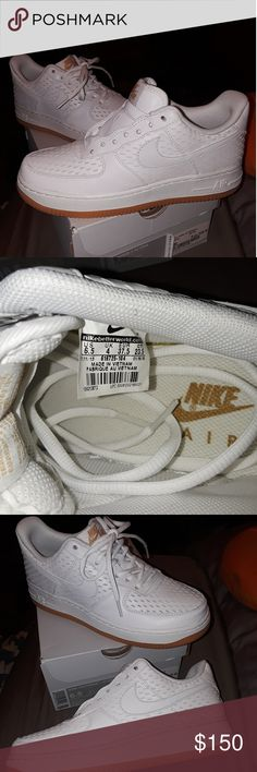 cheaper cde29 24828 Nike Air force 1 Womens size 6.5 brand new. Tried on, but they were