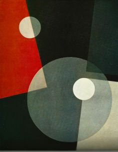Bauhaus-Exquisite Always: Wall Space No. 8