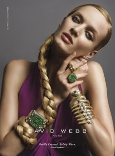 jewelry ad 2015 #posing