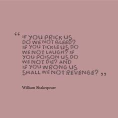 Shylock- The merchant of Venice