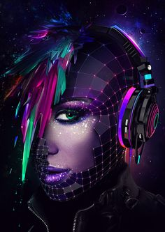 Fabulous by Michal Sycz, via Behance