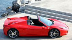What an experience it would be to drive a Ferrari 458 Spider #10