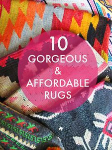 Over here at the Jungalow, I have a large collection of throw pillows, textiles and tchotchkes from all over the world. However, more than anything else, I get asked the most about my rugs. Friends and...