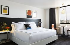Our host hotel, the Kimpton Buchanan, is located in the heart of Japantown and near all of San Francisco's sights to see. This bohemian boutique is also centrally (and conveniently!) located by the start and finish lines.
