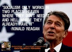 Original on Reaganomics started the destruction of our economy & created money worshiping as the new American Religion !Reaganomics started the destruction of our economy & created money worshiping as the new American Religion ! Quotable Quotes, Wisdom Quotes, Me Quotes, Motivational Quotes, Inspirational Quotes, Ronald Reagan Quotes, President Ronald Reagan, 40th President, President Quotes
