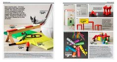 market stand & flashlight - IKEA Catalog 2015