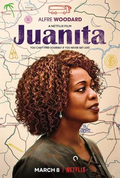 Juanita 2019 Fed up with her deadbeat grown kids and marginal urban existence, Juanita takes a Greyhound bus to Paper Moon, Montana where she reinvents herself and finds her mojo. Movies 2019, New Movies, Movies To Watch, Good Movies, Movies Online, Movies And Tv Shows, Netflix Trailers, Films Netflix, New Netflix