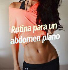 No te prives de tener un abdomen plano ¡Puedes lograrlo con estos duros pero sencillos ejercicios!