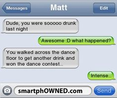 Funny Texts Fails Drunk Lol 36 Ideas For 2019 Funny Drunk Texts, Funny Texts Jokes, Text Jokes, Funny Text Fails, Drunk Humor, Stupid Funny Memes, Haha Funny, Humor Texts, I Wasnt That Drunk Texts