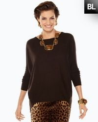 Black Label Cashmere Pullover