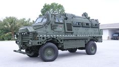 New Phantom 380-X1 4×4 | Thai Military and Asian Region