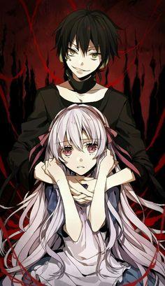 Kuroha and Mary