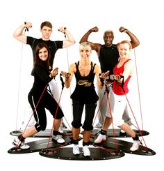 Group Fitness Program & Exercise Routines, Group Workout Classes & Videos US