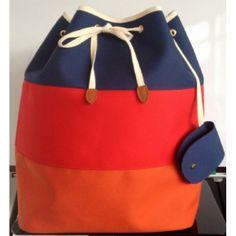 Brady Beach Bag made by Brady Bags in West - Brady Bag, British Summer, Must Have Items, West Midlands, Bag Making, Beachwear, Bucket Bag, Diaper Bag, Bags