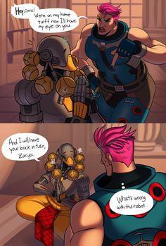 """savodraws: """"Give in to the tranquility Zarya"""""""