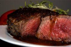 Termino de cocción de la Carne