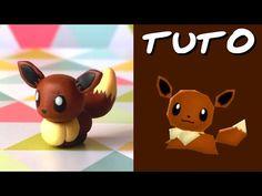 TUTO FIMO | Evoli / Eevee (de Pokémon Rumble World) - YouTube