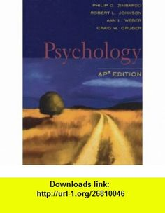 Psychology Ap Edition (9780131731295) Philip G. Zimbardo, Robert L. Johnson, Ann L. Weber, Craig W. Gruber , ISBN-10: 0131731297  , ISBN-13: 978-0131731295 ,  , tutorials , pdf , ebook , torrent , downloads , rapidshare , filesonic , hotfile , megaupload , fileserve