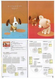 Risultati immagini per amigurumi patrones Crochet Bear, Crochet Gifts, Cute Crochet, Crochet Animals, Tutorial Amigurumi, Amigurumi Patterns, Amigurumi Doll, Crochet Doll Pattern, Crochet Dolls
