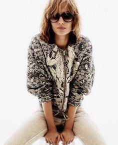 H Nadja Bender Spring 2013 Boho Look, Bohemian Style, Boho Chic, H&m Women, Women Wear, H&m Trends, Vogue, Lookbook, Loafer