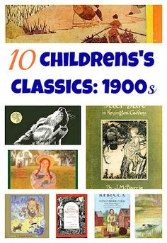 Classic Children's Books By The Decade: 1900s (with links to free online editions)