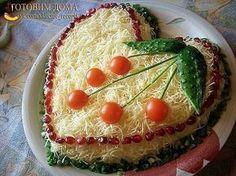 9 рецептов новогодних салатов