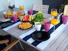 Breakfast parties