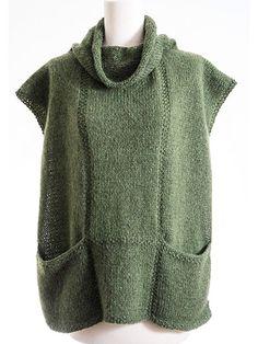 Mirna Poncho Knit Pattern                                                                                                                                                                                 More