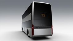 Rapta double Decker Bus | Projects | dekode®