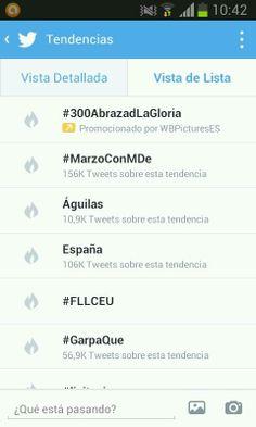 ¿sabias que ayer #aguilas fue trending topic en España con motivo de sus carnales? #aguilas #carnavales, #enhorabuena #regiondemurcia