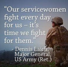 Take Action: Stand With Military Women   Planned Parenthood