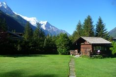Mazot Chalet, Chamonix, France / In the literal shadow of 15,781-foot Mont Blanc, the mazot is 200 square feet of old world charm in the middle of the most revered climbing, skiing, hiking, and biking on the planet.