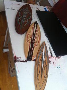 pinstripe boards