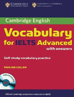 la faculté: Download For Free : Cambridge Vocabulary for IELTS Advanced [PDF + AUDIO]