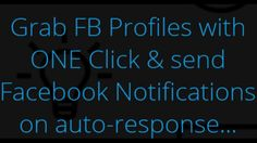 FB Push Elite Review and Bonuses  FB Push Elite Review and Bonuses Download FB Push Elite with HUGE BONUS : http://ift.tt/2i7HBmQ FB Push Elite Review and Bonus by Kimberly & Danny de Vries - Automated Facebook Messaging FB Push Elite let you Reach & Re-Engage Users On FB for Free! it just take 3-minutes to setup. than you can Start sending Notifications. so you can Grow Your Email List With Real Email Adresses With A Single Click Of A Button. How FB Push Elite works? The user visits your…