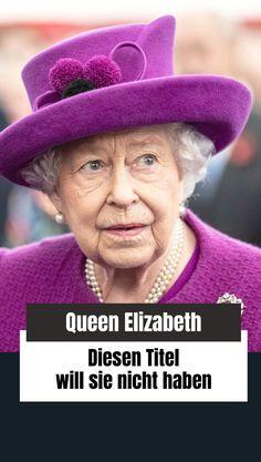 """Queen Elizabeth lehnt einen Titel samt Preis ab. Die Königin möchte nicht der """"Oldie des Jahres"""" sein. Ihr Privatsekretär liefert eine amüsante Begründung."""