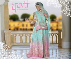 Beautiful design never goes out of fashion. Embrace the evergreen poshak collection by Yuvti.#DesignerCollection #Royal #IndianAttire #Ethereal #Traditional #Ethnic #Exclusive #Yuvti