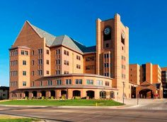 PCI 2014 Design Award Winner Best Health Care/Medical Building - Sanford Heart Hospital, Sioux Falls, South Dakota