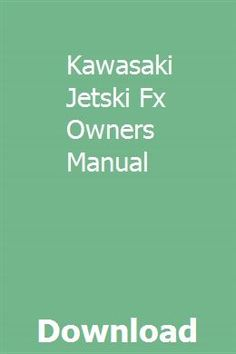 10 Best Kawasaki Jetski Images Jet Ski Kawasaki Jet Ski