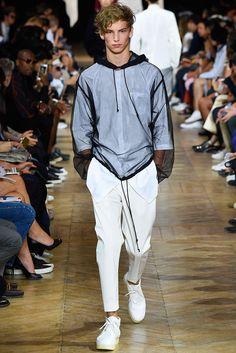 3.1-Phillip-Lim_ss16_fy16 Gentlemans Club, Sport Fashion, Fashion Week, Runway Fashion, Fashion Show, Fashion Design, Mens Fashion, Paris Fashion, Phillip Lim