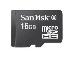 Sandisk 16GB MicroSDHC Memory Card, C... $5.19 #bestseller