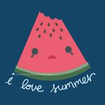 I love summer :)