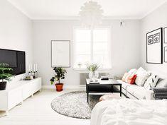 11 Gorgeous Studio Apartments to Inspire You via @domainehome | #homedecor #apartmentdecor #interior