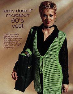 'Hippie' Vest