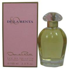 So De La Renta By Oscar De La Renta For Women. Eau De Toilette Spray 3.3 Ounces - Eau de Toilette