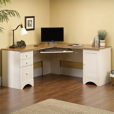 white computer desk, white computer desk with hutch, white computer desk with drawers, white computer desk with keyboard tray, white computer desk chair, white computer desk with storage, white computer desk and chair set, white computer desk and chair, white computer desk and hutch #computerdesk #computerdeskideas #smallcomputerdesk