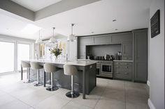 burlanes create a sleek stylish kitchen