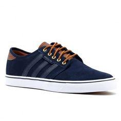 ADIDAS Skateboarding Seeley chaussures Collegiate Navy St Redwood 69,00 € #skate #skateboard #skateboarding #streetshop #skateshop @playskateshop
