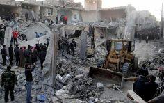 Explosiones en Universidad de Alepo mata al menos 15 personas